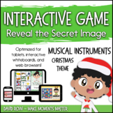 Interactive Music Games - Christmas Instruments: Reveal th