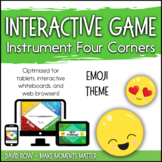 Interactive Music Games - Four Corners Instrument Game : C