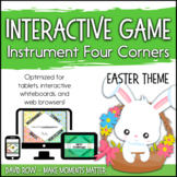 Interactive Music Games - Four Corners Instrument Game: Ea