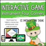Interactive Music Games - Four Corners Instrument Game: St