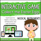 Interactive Music Games - Musical Instruments : Collect th