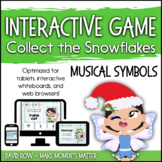 Interactive Music Games - Musical Symbols : Collect the Sn