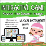 Interactive Music Games - Snowy Day Instruments: Reveal th