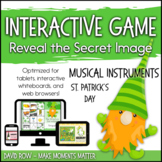 Interactive Music Games - St. Patrick's Day Instruments: R