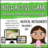 Interactive Music Games - Valentine's Day Instruments: Rev