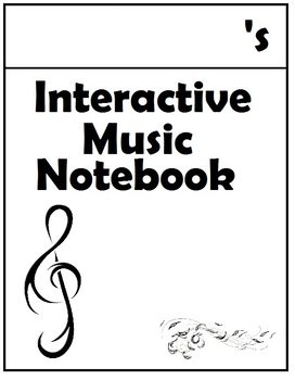 Interactive Music Notebook - *Full Preview Video in Description*