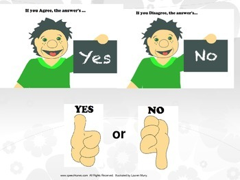 Lesson Plan Bundle: Answering Yes/No Questions Mp3, Picture Songbook, & more