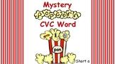 Interactive Mystery Popcorn Short a CVC Word