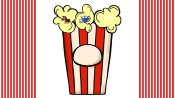Interactive Mystery Popcorn Short o CVC