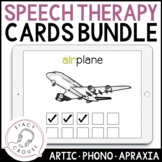 Interactive NO PRINT Cards for Speech Therapy: Articulation, Phonology & Apraxia