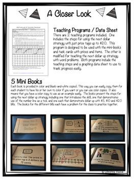 Interactive Next Dollar Up Instructional MegaBundle (Special Education; Autism)