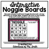 Interactive Noggle Boards - Distance Learning