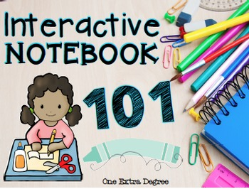 Interactive Notebook 101: Laying the Foundation!
