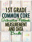 Interactive Notebook: 1st Grade CCSS Measurement and Data BUNDLE