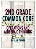 Interactive Notebook: 2nd Grade CCSS Operations and Algebraic Thinking BUNDLE