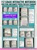 Math Interactive Notebook: 1ST GRADE COMMON CORE