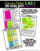 Interactive Notebook - Telling Time and Elapsed Time {3.MD.1}