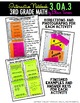 Interactive Notebook - Multiplication and Division Word Problems {3.OA.3}