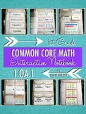 Interactive Notebook Activities - Addition/Subtraction Wor