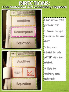 Interactive Notebook Activities - Additive Angles {4.MD.7}