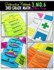 Interactive Notebook Activities - Area Concepts {3.MD.6}