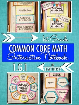 Interactive Notebook Activities - Defining and Non-Definin