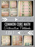 Interactive Notebook Activities - Multiplicative Comparison {4.OA.1}