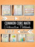 Interactive Notebook Activities - Organizing Data {1.MD.4}