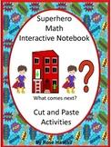 Interactive Notebook Activities Superhero