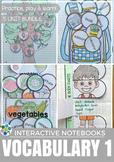 Interactive Notebook Activities and Games - Bundle 1