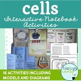 Cells Interactive Notebook- supports distance learning