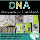 DNA Interactive Notebook- supports distance learning