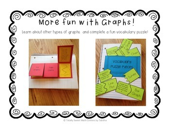 Interactive Notebook- All About Graphs CANADIAN EDITION