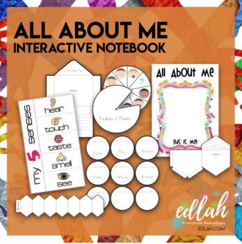 Interactive Notebook- All About Me