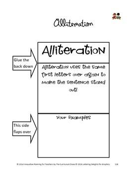 Alliteration Lesson Grades 2-5