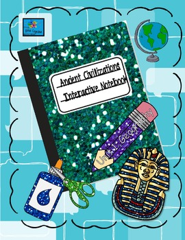 Interactive Notebook- Ancient Civilizations- Unit 1- Geography