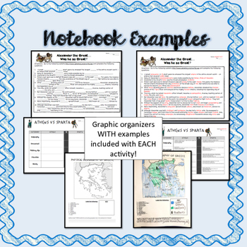 Interactive Notebook-Ancient Greece