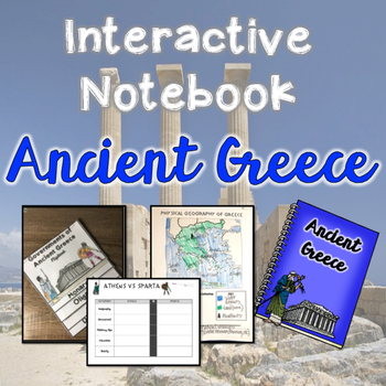 Interactive Notebook-Ancient Greece
