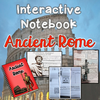Interactive Notebook-Ancient Rome