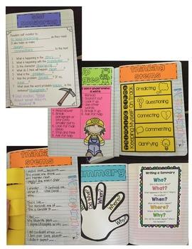 Interactive Notebook BUNDLE