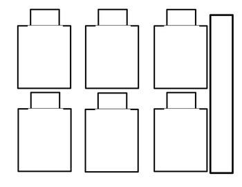 Interactive Notebook Blank Template