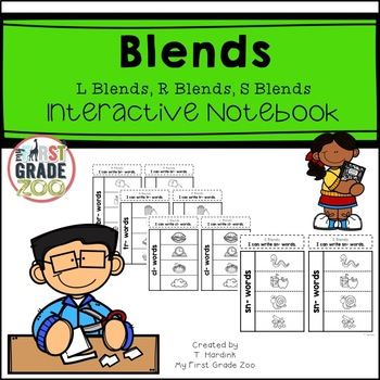 Interactive Notebook: Blends