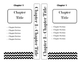 Interactive Notebook Bookmarks