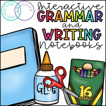 Interactive Notebook Bundle for the Primary Grades {Free Gift With Purchase!}