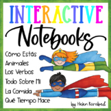 Interactive Notebook Bundle in Spanish!