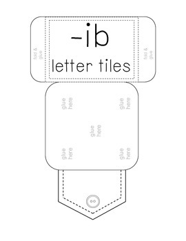 Interactive Notebook - CVC Words - Short I