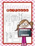 Interactive Notebook - CVC Words - Short U