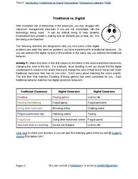 Interactive Notebook - Classroom Management