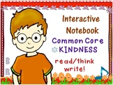 Classroom Community Kindness Unit with Interactive Notebook
