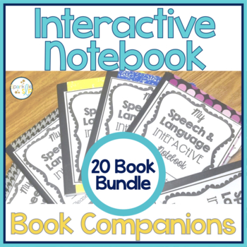 #dec16slpmusthave Interactive Notebook Companions for 20 P
